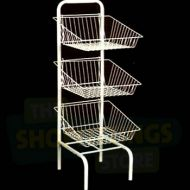3 Tier Basket Stand